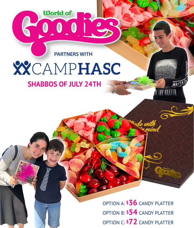 Camp HASC Candy Collaboration