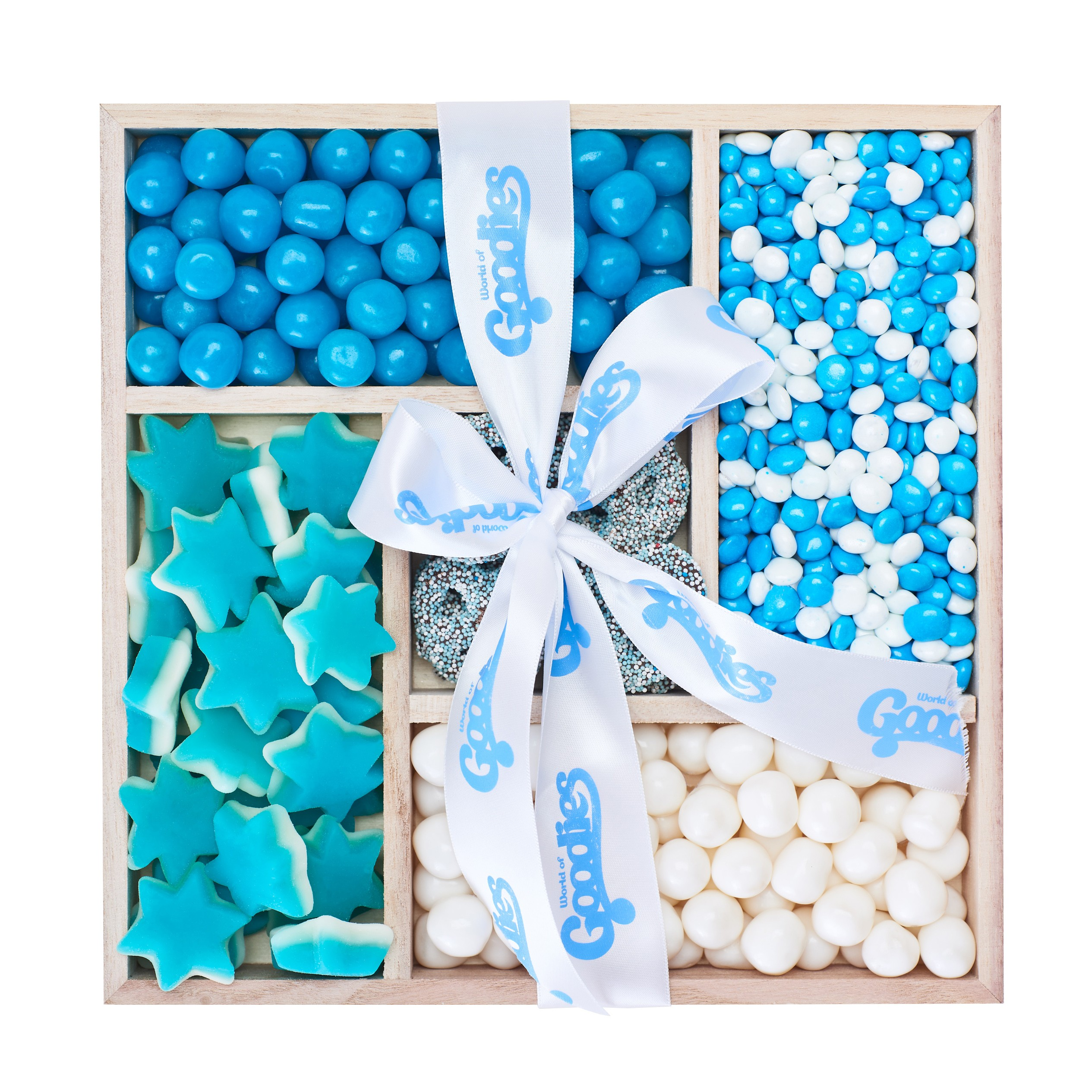 Blue Grand Gift Tray