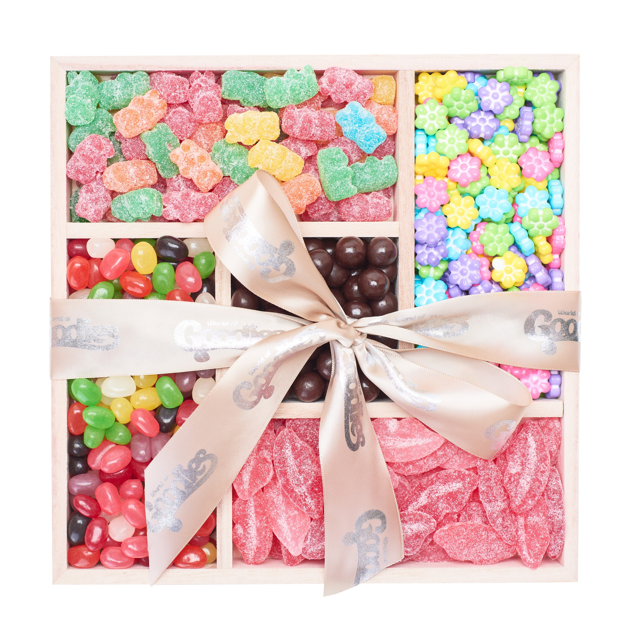 Deluxe Candy Gift Tray