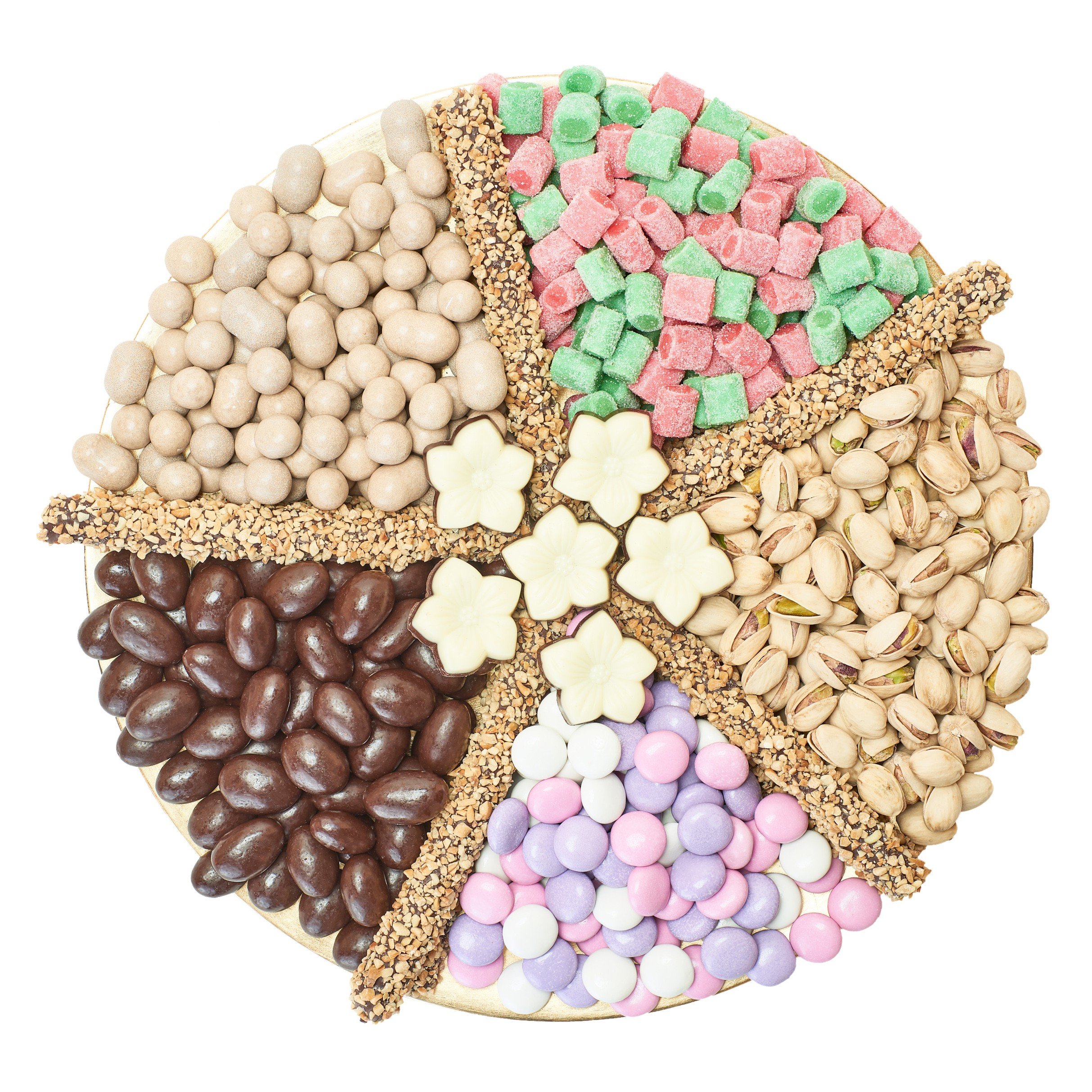Star Candy Gift Tray