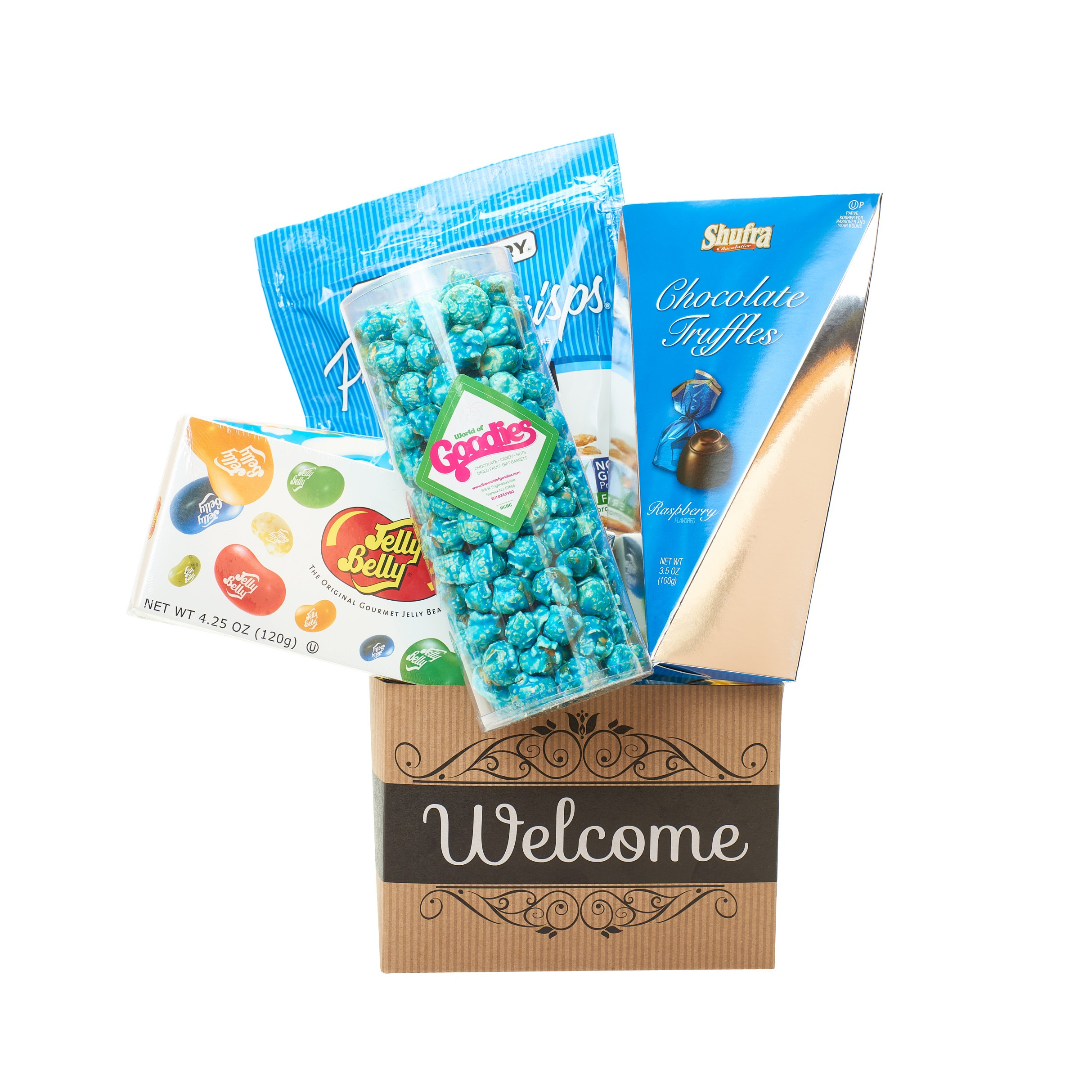 Welcome! Gift Box