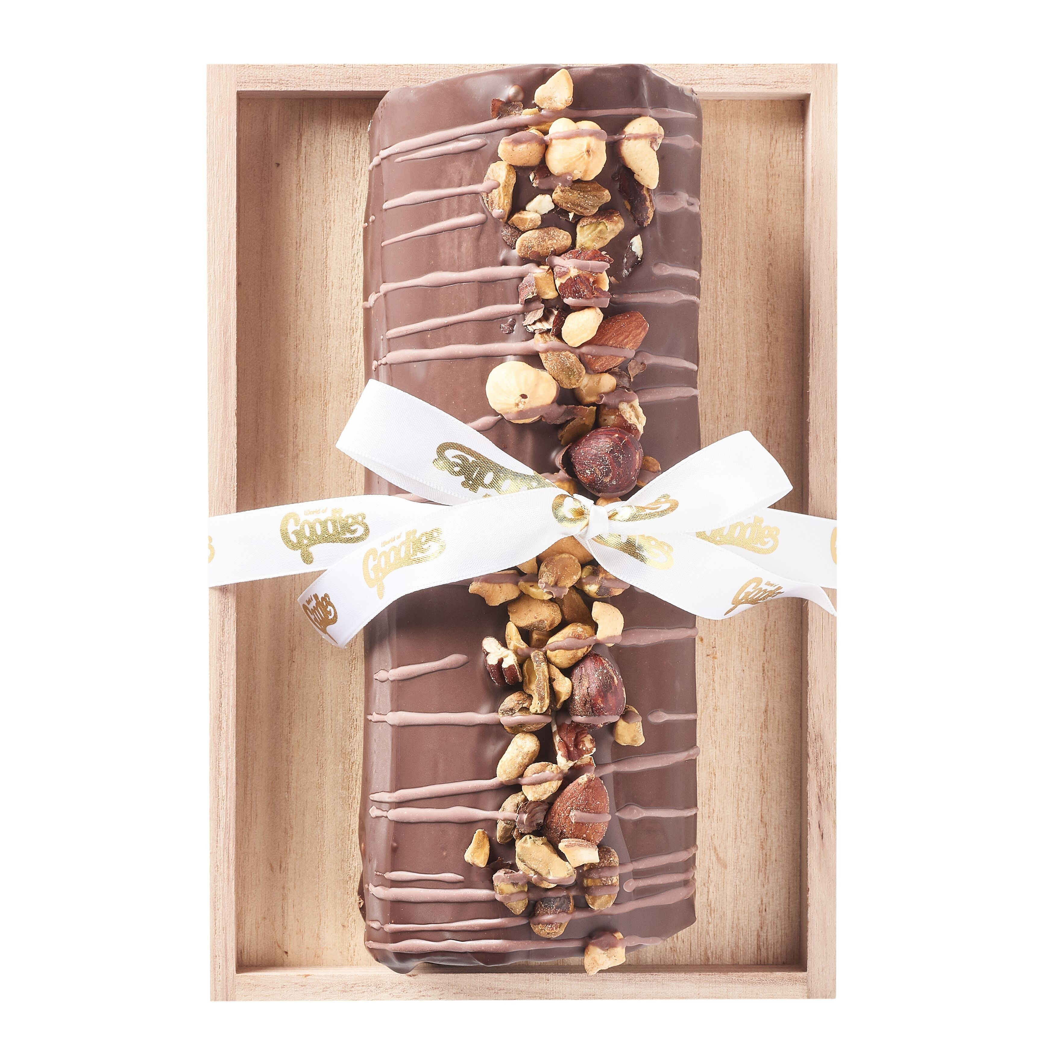 Heavenly Chocolate Log