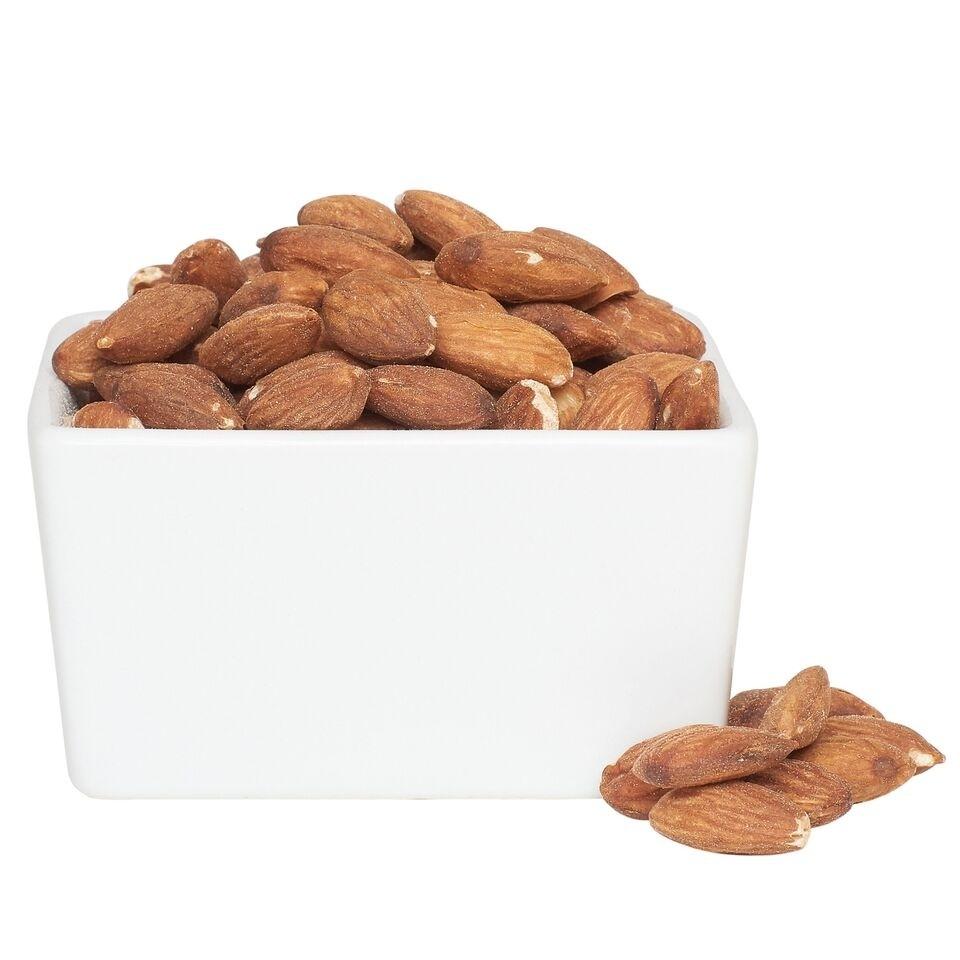 Almonds, Raw