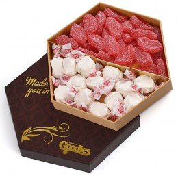 Signature Kiss and Candy Gift Box