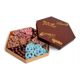 Signature Chocolate Pretzel Gift Box