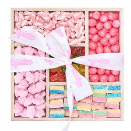Pink Grand Gift Tray