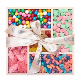 Colorful Candy Gift Tray
