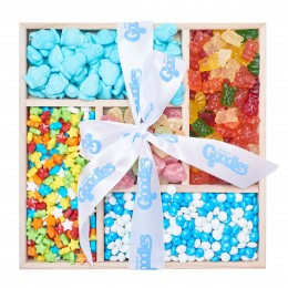 Child's Dream Candy and Jelly Gift Tray