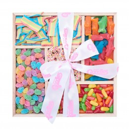 Sweets & Sours Jelly Candy Gift Tray