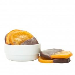 Hand Dipped Chocolate Orange Slices