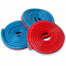 Fini Bicolor Spiro Red-Blue