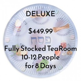 Deluxe Passover Package