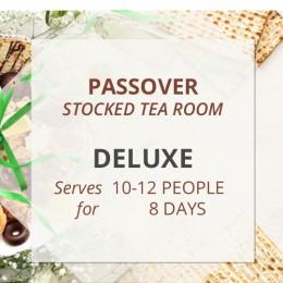Deluxe Passover Stocked Tea Room