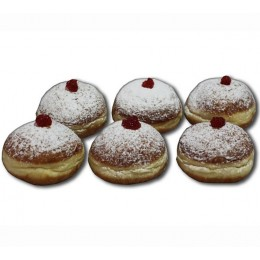 Sufganiot (Jelly Donuts)