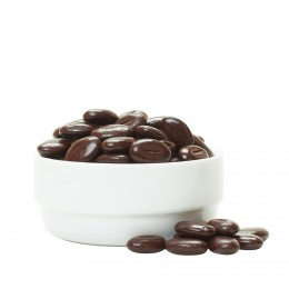 DARK CHOCOLATE MOCHA BEANS (Koppers)