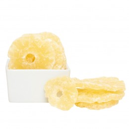 PINEAPPLE RINGS (Sugar added)