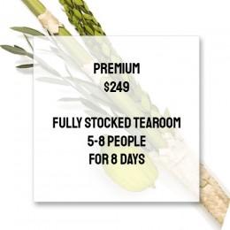 Premium Sukkot Package