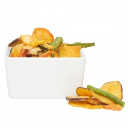 Crunchy VEGGIE CHIPS Dehydrated Snack Mix