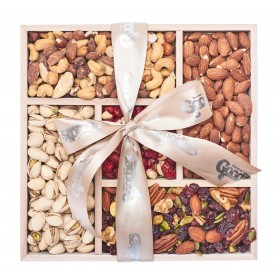 Entertainers Nut Gift Tray
