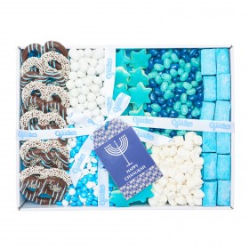 CHANUKAH DELUXE CANDY BOX